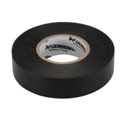 Tasma izolacyjna19 mm x 33 m czarna-192069-Fixman