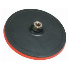 Talerz szlifierski z mocowaniem na rzep180 x 10 mm-282398-Silverline