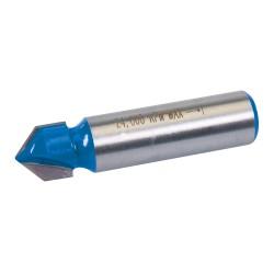 1/2 Frez typu V1/2 x 1/2 45°-675112-Silverline