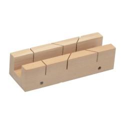 Skrzynka uciosowa drewniana190 x 55 mm-408978-Silverline