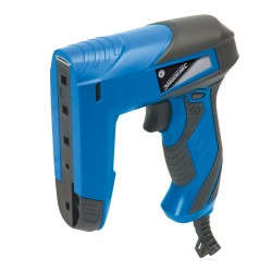 Zasilany sieciowo pistolet do zszywek/gwozdzi 15 mm 45W45 W-837800-Silverline