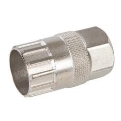 Klucz do zdejmowania kaset i wolnobiegów12 klinów-367039-Silverline