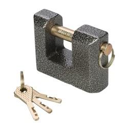 Klódka trzpieniowa zeliwna80 mm-675169-Silverline