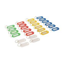 Małe etykiety do kluczy