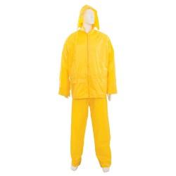 Dwuczesciowy strój przeciwdeszczowy