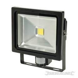 Reflektor LED COB, 30W PIR,...