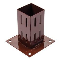 Podstawa slupa z latwym systemem mocowania75 x 75 mm-376663-Fixman
