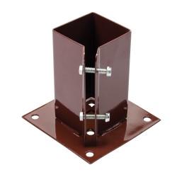 Podstawa slupa przykrecana75 x 75 mm-995311-Fixman