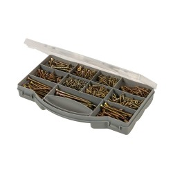 Zestaw wkretów Goldstar z lbem wpuszczanym780 szt.-365265-Fixman