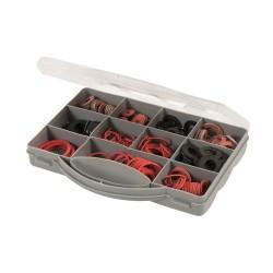 Zestaw uszczelek gumowych i wlóknistych280 szt.-386124-Fixman