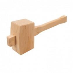 Pobijak drewniany, Obuch...