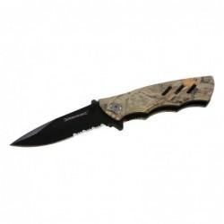 Składany nóż kamuflaż, 195...