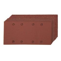 Arkusz papieru sciernego 1/3 z otworami i mocowaniem na rzep