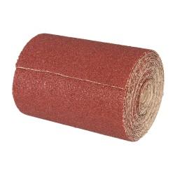 Papier scierny w rolce z nasypem korunduP 120