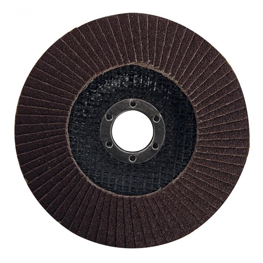 Dysk lamelkowy z nasypem z tlenku glinu125 mm