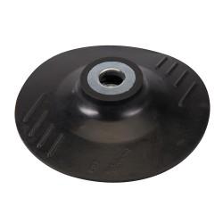 Gumowy talerz szlifierski115 mm-941859-Silverline