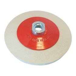 Krazek filcowy sciety115 mm-105864-Silverline
