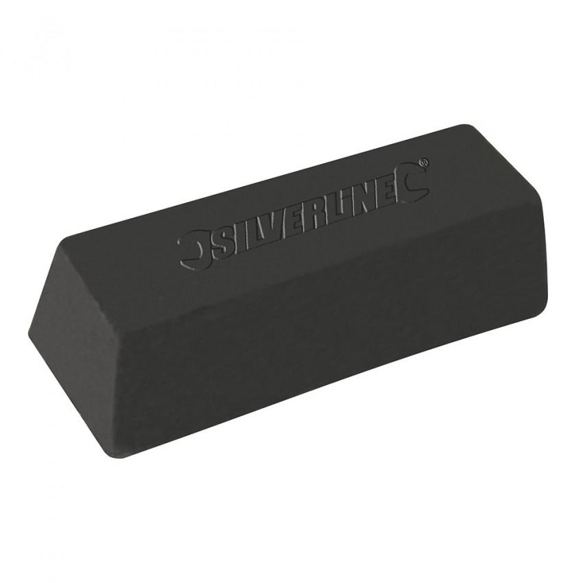 Pasta polerska 500 gGruboziarnista czarna-107862-Silverline