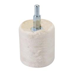 Filc polerski walcowy na trzpieniu50 mm-102547-Silverline