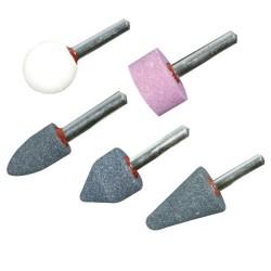Zestaw kamieni szlifierskich