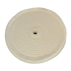 Filcowy krazek polerski spiralnie szyty150 mm-105888-Silverline