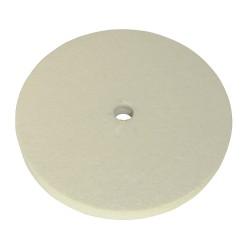 Filcowy krazek polerski150 mm-105898-Silverline