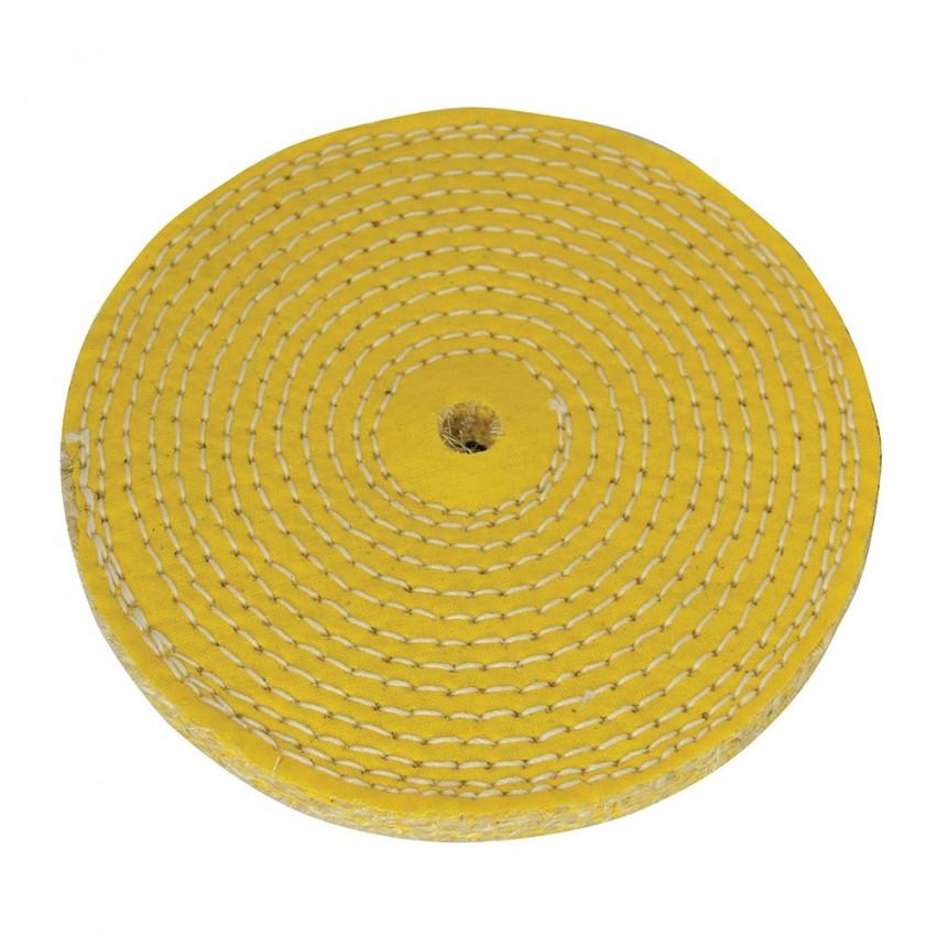 Krazek polerski sizalowy150 mm-105894-Silverline