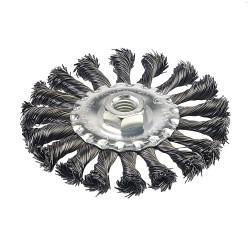 Szczotka tarczowa splatana115 mm-656640-Silverline