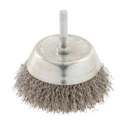 Szczotka doczolowa z drutu falistego75 mm-409596-Silverline