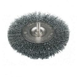 Szczotka tarczowa z drutem falistym75 mm-PB01-Silverline