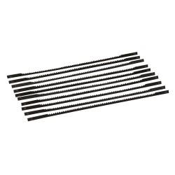 Brzeszczoty do wyzynarek stolowych 130 mm 10 szt.14 TPI-793823-Silverline