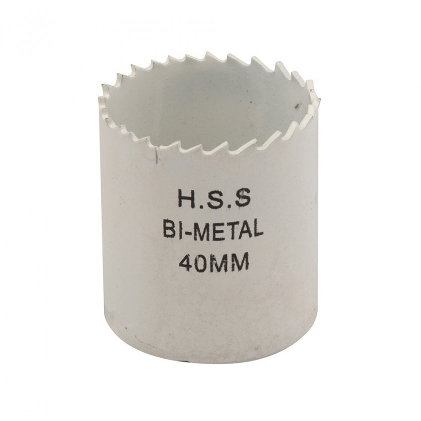 Otwornica z bimetalu40 mm-199882-Silverline