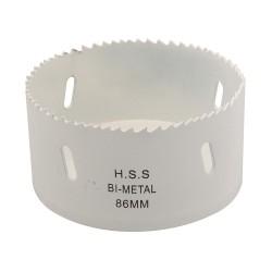 Otwornica z bimetalu86 mm-436754-Silverline