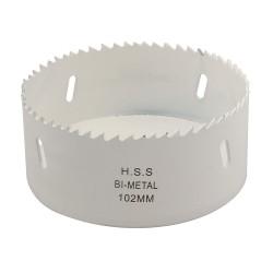 Otwornica z bimetalu102 mm-934114-Silverline
