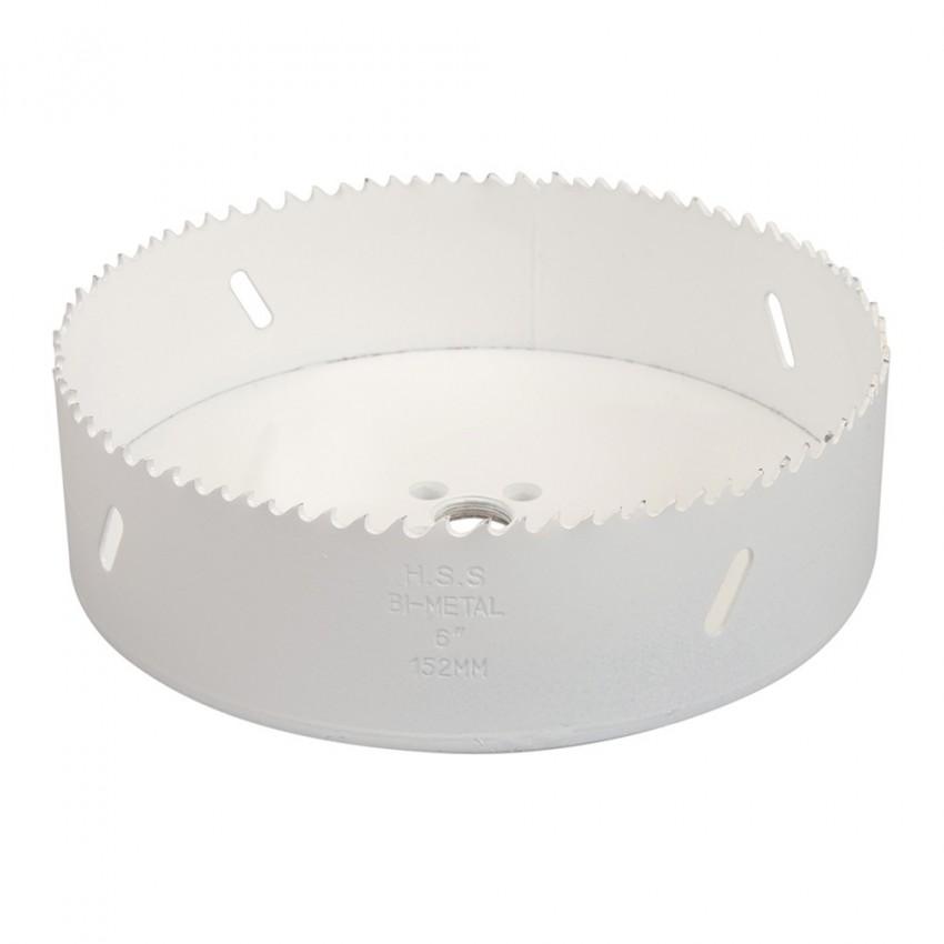 Otwornica z bimetalu152 mm-801291-Silverline