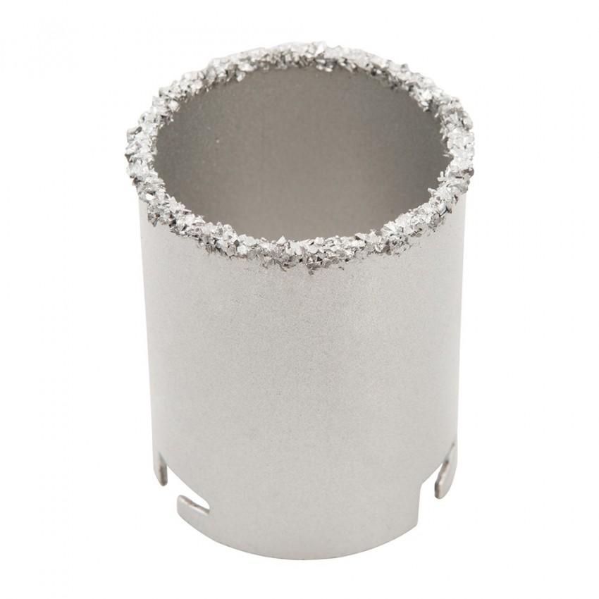 Otwornica z nasypem z weglika wolframu53 mm-507864-Silverline