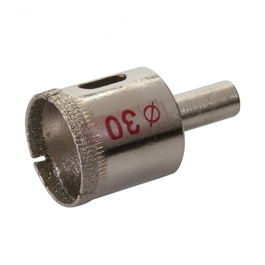 Otwornica diamentowa30 mm-656637-Silverline
