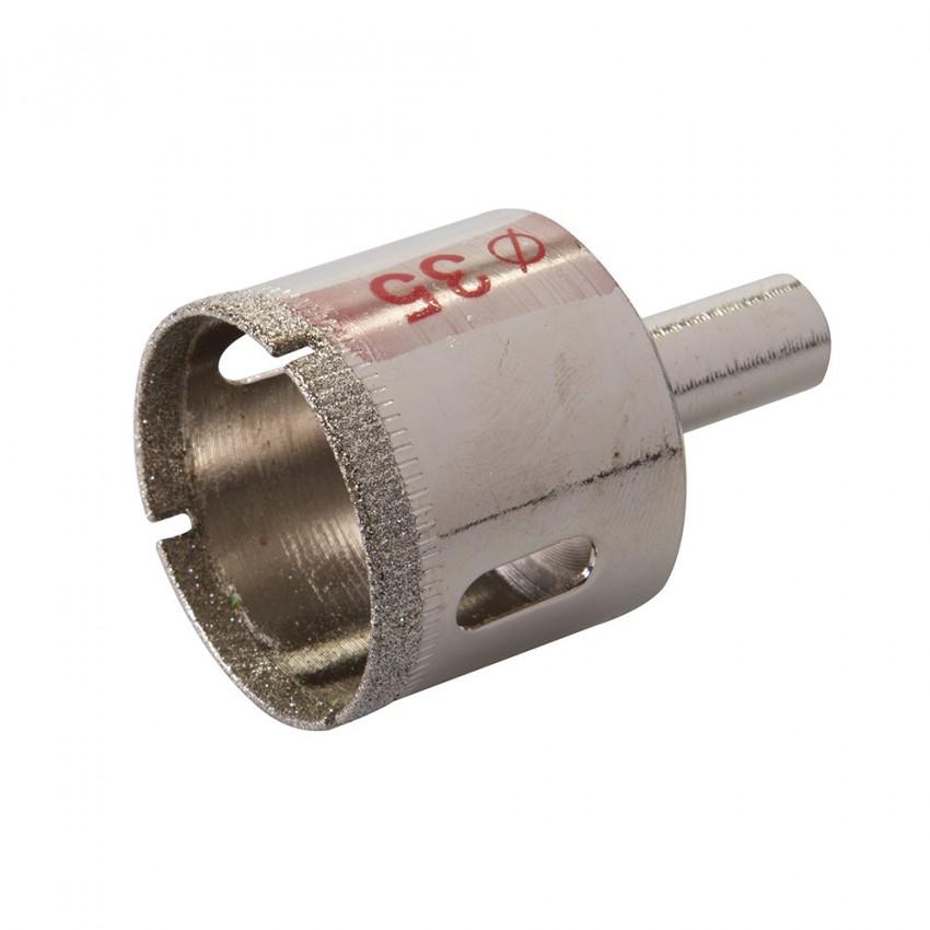 Otwornica diamentowa35 mm-395021-Silverline