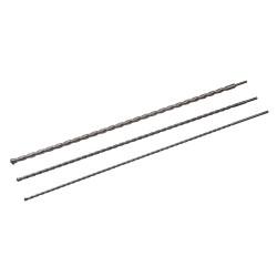 Zestaw wiertel udarowych SDS Plus 3 szt1000 mm-125628-Silverline