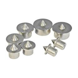 Zestaw znaczników do polaczen kolkowych 8 szt.6 - 12 mm-733252-Silverline
