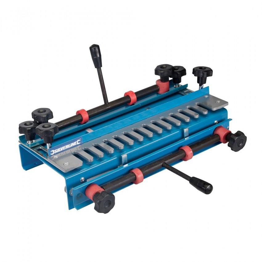 Szablon do frezowania polaczen 300 mmSzerokosc ciecia do 300 mm-633936-Silverlin