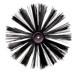 Szczotka do rury wydechowejSzczotka do rury wydechowej 250 mm-630077-Silverline