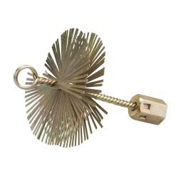 Szczotka druciana do drenażuSzczotka druciana do drenażu 100 mm-417961-Silverlin