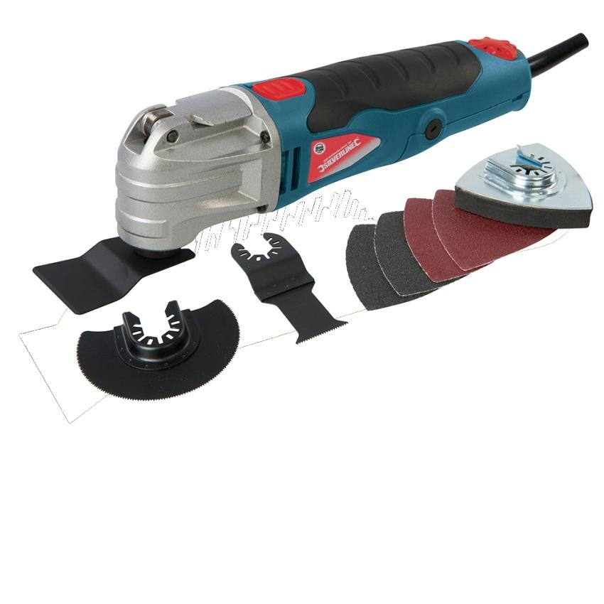Wielofunkcyjne narzędzia oscylacyjne